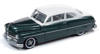 1:64 1949 Mercury Sedan (Banff Green/White)