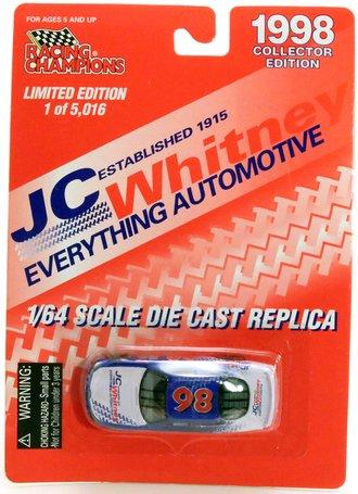 "Ford Taurus Stock Car ""JC Whitney"" (White/Blue)"