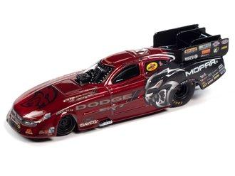 1:64 2020 Matt Hagan Dodge Charger FC (Red & Black w/Race Graphics)