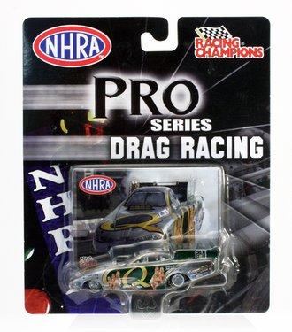 "1:64 NHRA Dragster - Pro Series Drag Racing ""Quaker"" (Green)"