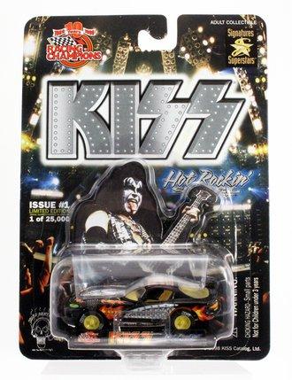 "1:64 Dodge Viper ""KISS Gene Simmons Psycho Circus"""