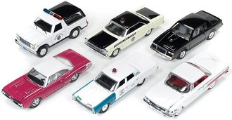 Racing Champions 1:64 Mint Series, Release 3A (Set of 6)