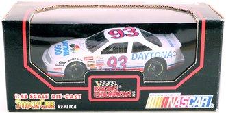 "Pontiac Grand Prix ""1993 Daytona 500 #93"" (Blue/White)"