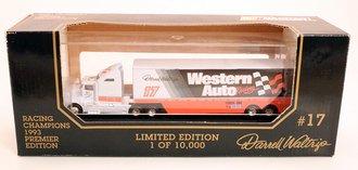 "Western Auto Racing Kenworth Transporter ""Darrell Waltrip"""