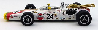 1966 Lola T90, Winner Indianapolis 500, Indy 50th Anniversary, Graham Hill