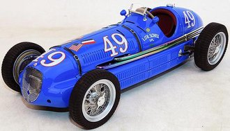 1940 Lor Schell Special Rene LeBeque Indy 500 10th place