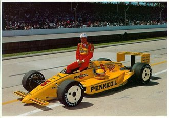 1988 PC17, Winner Indianapolis 500, Rick Mears
