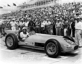 1957 Novi, Indianapolis 500, Tony Bettenhausen