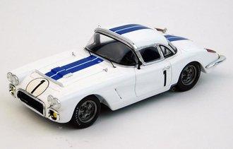 1960 Corvette, LeMans, B.Cunningham/B.Kimberley