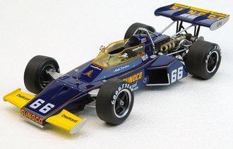 1972 M16, Winner Indianapolis 500, Mark Donohue