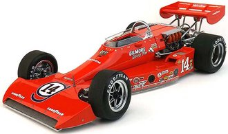 1974 Coyote, Gilmore Racing, AJ Foyt, Pole Winner