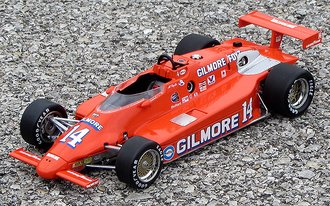 1984 March, Gilmore Special, Indianapolis 500, AJ Foyt