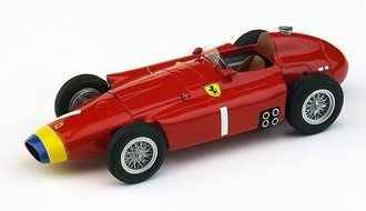 1956 Lancia D50, German GP/Nurburgring Winner, World Champion Juan Fangio