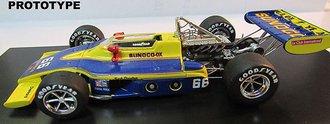 """1973 Eagle, Indianapolis 500 """"Mark Donohue"""""""
