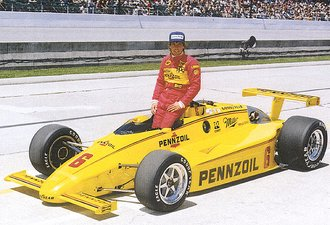 1984 March 84C, Winner Indianapolis 500, Rick Mears