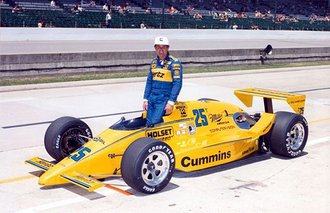 1987 March 86C, Winner Indianapolis 500, Al Unser Sr.