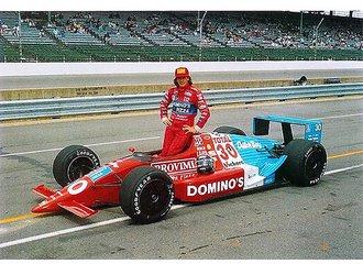 1990 Lola, Winner Indianapolis 500, Arie Luyendyk