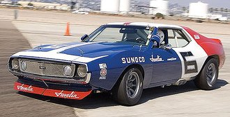 1971 AMC Javelin, Trans Am, Mark Donohue