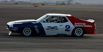 1972 AMC Javelin, Trans Am, Roy Woods