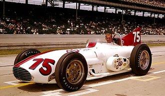 1963 Novi, Indianapolis 500, Art Malone