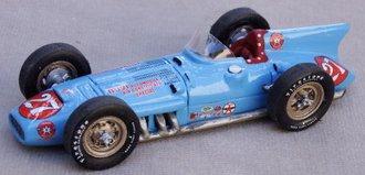 1957 Novi, Indianapolis 500, Tony Bettenhausen