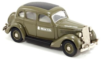 "1935 Ford 35 Touring Sedan ""U.S. Army"" (Olive Drab)"