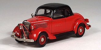 """1935 Ford Fire """"Chicago Fire Dept."""""""
