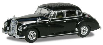 1955 Mercedes 300C Limo (Black)