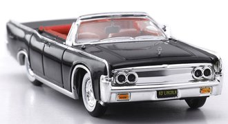 1963 Lincoln Continental Convertible (Black)