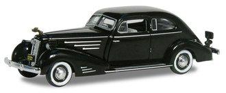 1934 Cadillac V16 Aero Coupe (Black)