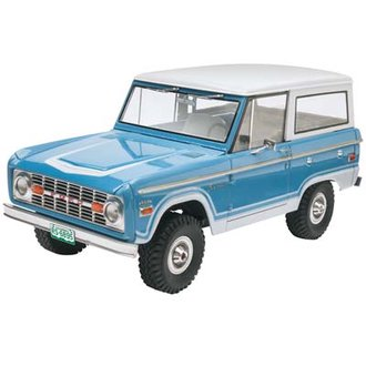 1:25 1966-77 Ford Bronco (Model Kit)