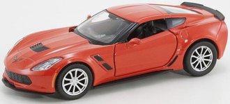 1:38 Corvette C7 Grand Sport Hardtop (Red)