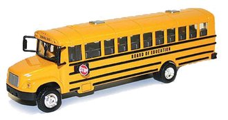 1:53 International School Bus (Yellow)