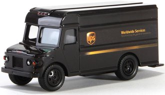 "1:43 UPS Package Truck ""United Parcel Service (UPS)"""
