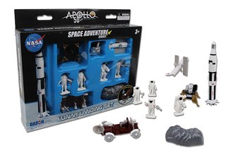 1:72 Apollo 11 50th Anniversary Lunar Landing Set