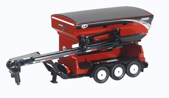 1:64 J&M LC 390 Seed Tender (Red)