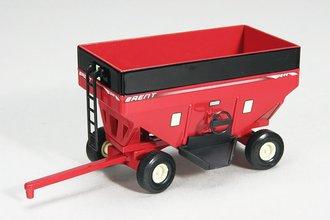 Brent Gravity Wagon (Single Wheels) (Red)
