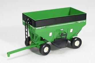 Brent Gravity Wagon (Single Wheels) (Green)