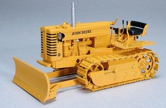 1:16 John Deere MC Crawler w/Blade (Yellow)
