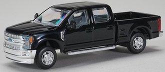 1:64 Ford F-350 Pickup Super Duty Pickup (Black)