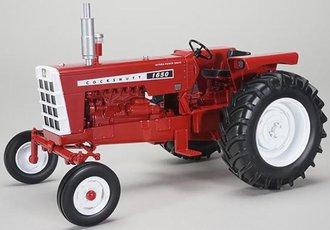 Cockshutt 1650 Wide-Front Tractor