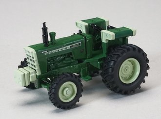 Oliver 1955 Power Assist Tractor w/Duals (Green)