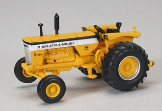 Minneapolis-Moline G900 Wide Front Tractor (Yellow)