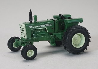 Oliver 1955 Wide Front Tractor (Green)