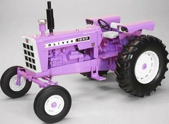 Oliver 1850 Perkins Diesel (Purple)