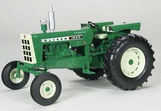 Oliver 1850 Diesel Tractor (Green)