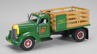 "1:50 1948 International KB-8 Stakebed Truck ""Oliver"""