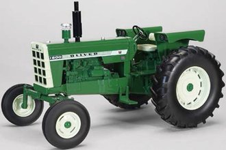 Oliver 1800 Wide Front Tractor (Green)