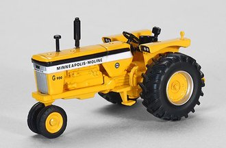1:64 Minneapolis-Moline G900 Narrow Front Tractor