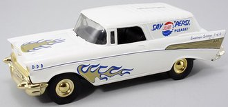 Pepsi-Cola 1995 Hot Rod Series - 1957 Chevy Nomad w/Gold Trim